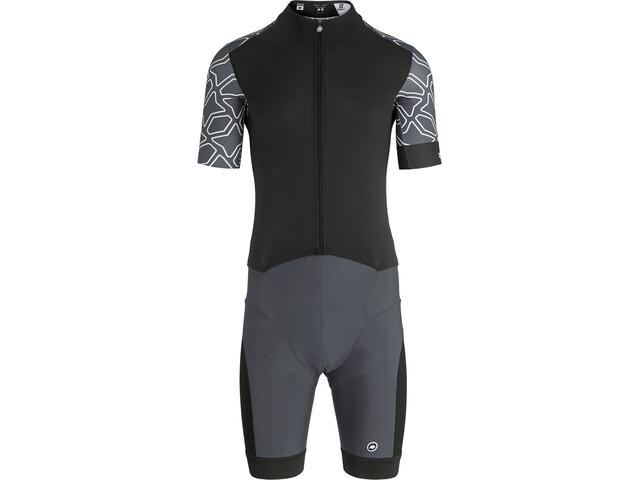 assos XC Le Vernon Speed Suit Men torpedo grey